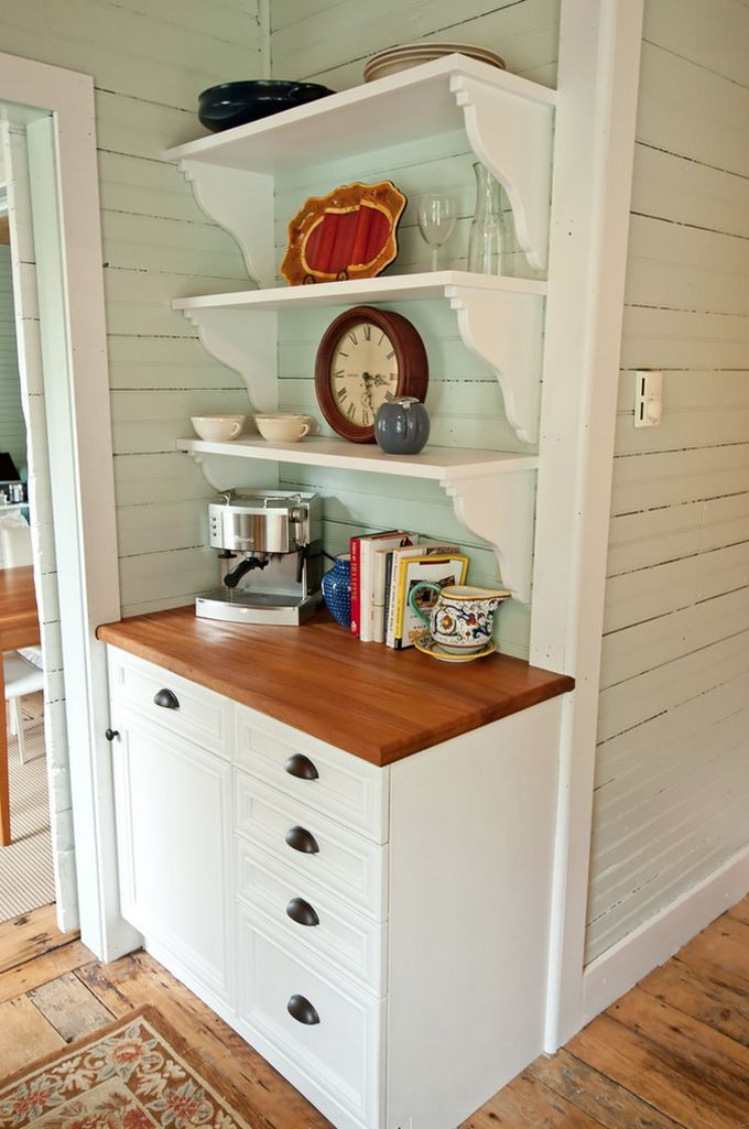 1218 best images about coffee bar on pinterest for Barn kitchen ideas