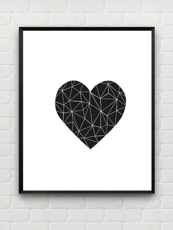 1000 Ideas About Geometric Wall Art On Pinterest