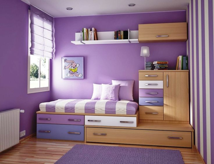 cheerful design ideas of purple kids rooms captivating kids rooms look using purple roman shade