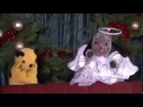 Sweep from The Sooty Show sings 'Away in a Manger' - YouTube