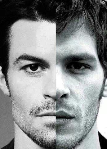 Elijah and Klaus