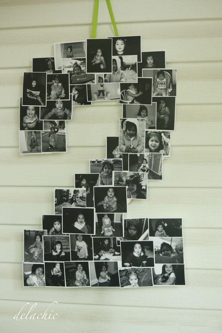 decorar una habitación con fotos