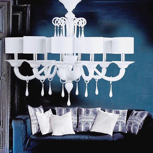 We call it art, tradition, creativity... #yourmurano muranochandeliers #glasschandeliers #glasshomedecor