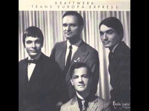 Kraftwerk - Trans Europa Express (original) - could probably have gone with Autobahn after the Gorillaz track but caught the TEE instead!