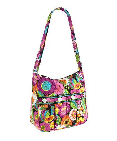 Take a look at this Va Va Bloom Mom's Day Out Diaper Bag by Vera Bradley on #zulily today!