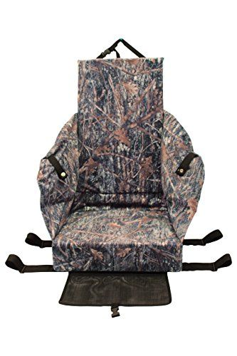 Hunting- Supreme Slumper - Replacement Tree stand seat cushion- Universal Fitting *** Details can be found by clicking on the image.