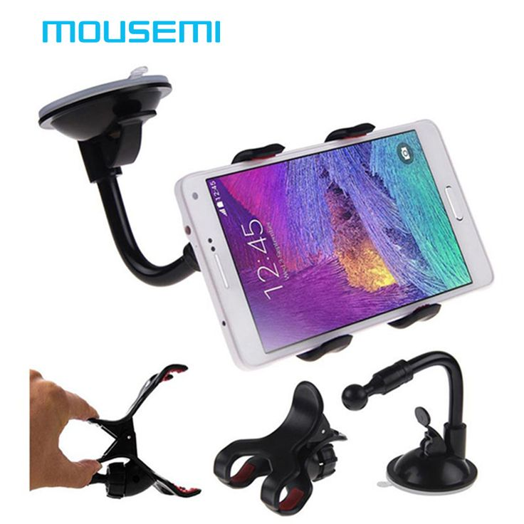 360 Degree Car Phone Holder For The Car  Bracket Stand Smart Car Magnetic Holder For Your Mobile Phone for xiaomi redmi note 3 2