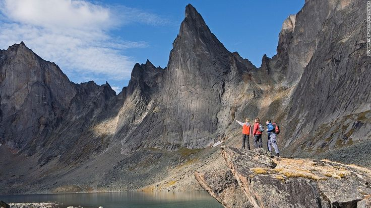 "The Yukon makes CNN's ""The 20 Most Beautiful Places in Canada"" list....twice!"