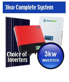 3kw solar system - Complete Package #3kw #solarpower #solarenergy #solarpanels #specials