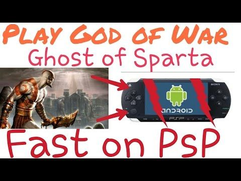God of war: Ghost of Sparta - PPSSPP Best Settings (PC