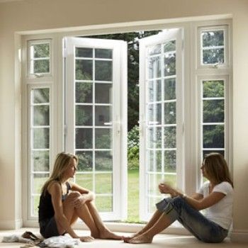 French Doors Top Openers On Sides 40 Best Windows Images On Pinterest  Georgian Upvc French