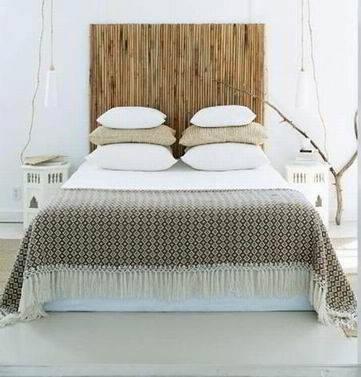 577 best ideas para decorar images on pinterest - Cabeceros cama originales caseros ...