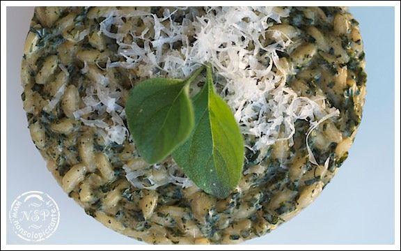 Cucina Regionale Toscana: Risotto all'ortica