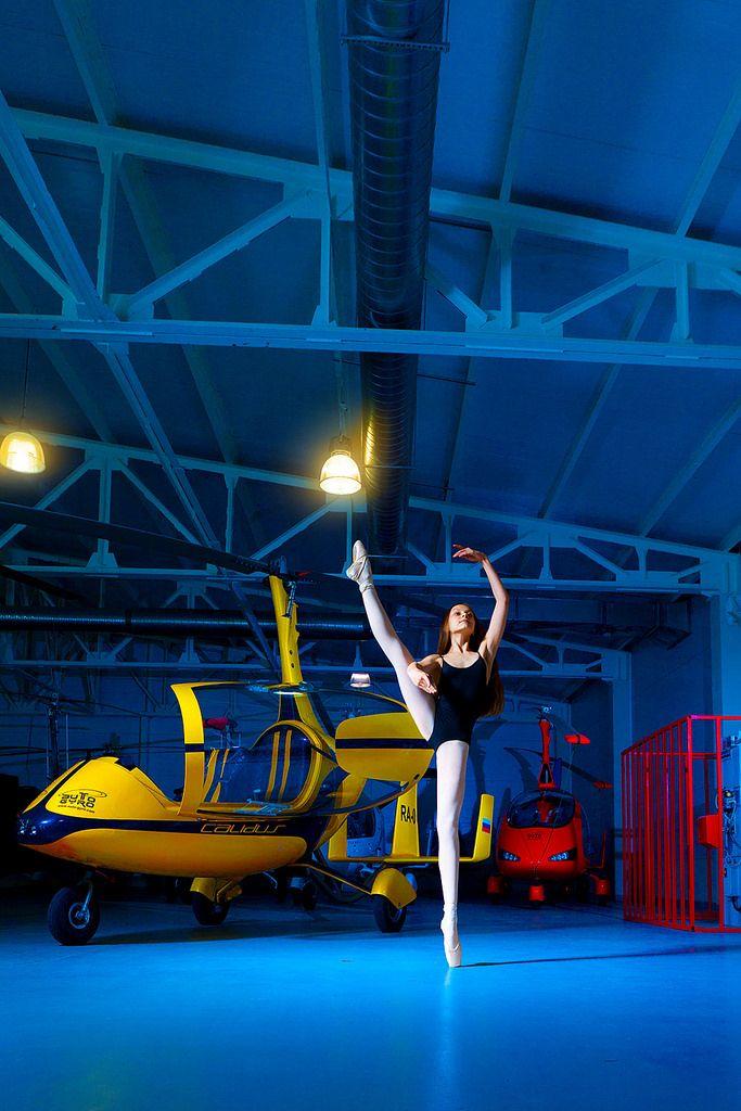 https://flic.kr/p/B76Kx6 | Вверх! Часть первая {2} #dance #girl #hangar