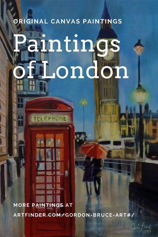 #paintings of #London