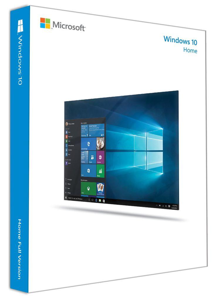 Microsoft Windows 10 Home USB Flash Drive