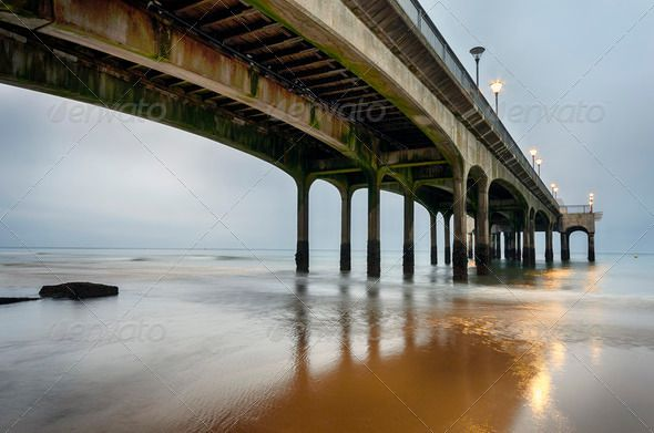 Under The Pier ... Boscombe, Seafront, architecture, beach, blue, bournemouth, britain, building, cloud, coast, coastal, coastline, dawn, day, dorset, england, english, europe, front, fun, holiday, icon, landmark, landscape, life, ocean, outdoor, pier, reflection, sand, sea, seaside, shore, shoreline, silhouette, south, structure, summer, sunny, tourism, town, traditional, travel, uk, vacation, water, waves