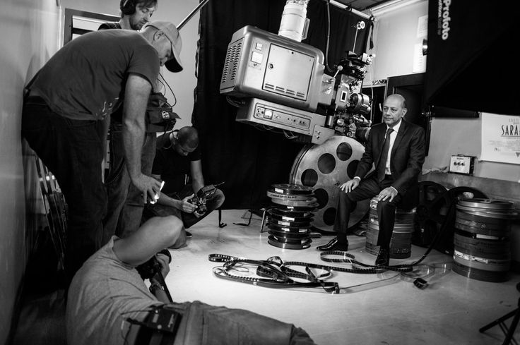 Behind the scenes of the #21Icons Season II series