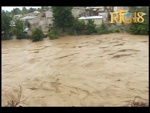 Haïti / Ouragan.-Tabarre, Croix-des-Bouquets, 4 octobre 2016
