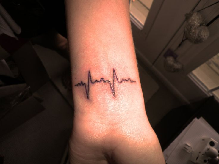 want this maybe on the side of my foot?