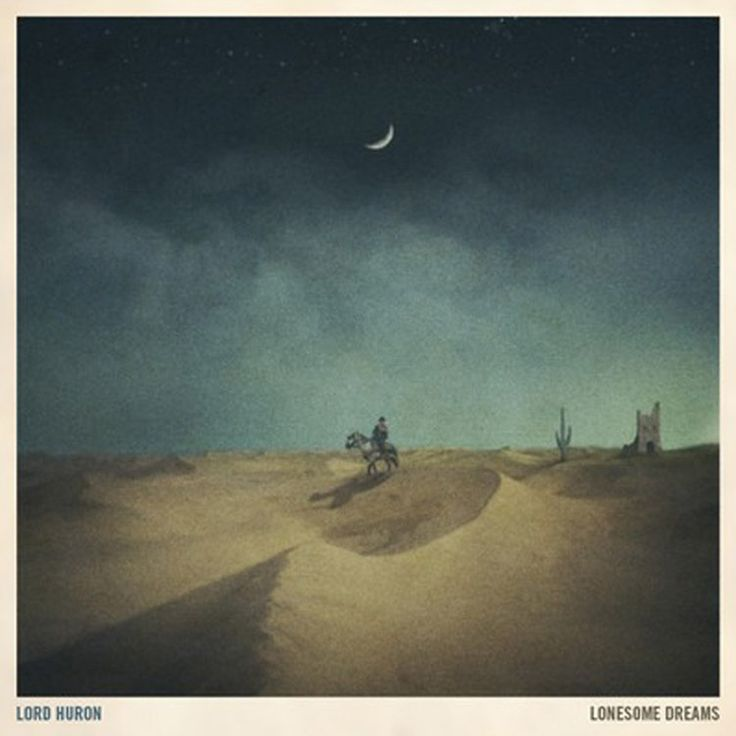 Lord Huron Lonesome Dreams on LP Lonesome Dreams, the first full-length album from rising LA-based band Lord Huron, will be released on the independent label IAMSOUND Records. Lord Huron is a musical