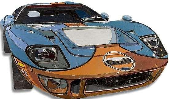 Diederick Kraaijeveld's Wood Cars #design trendhunter.com