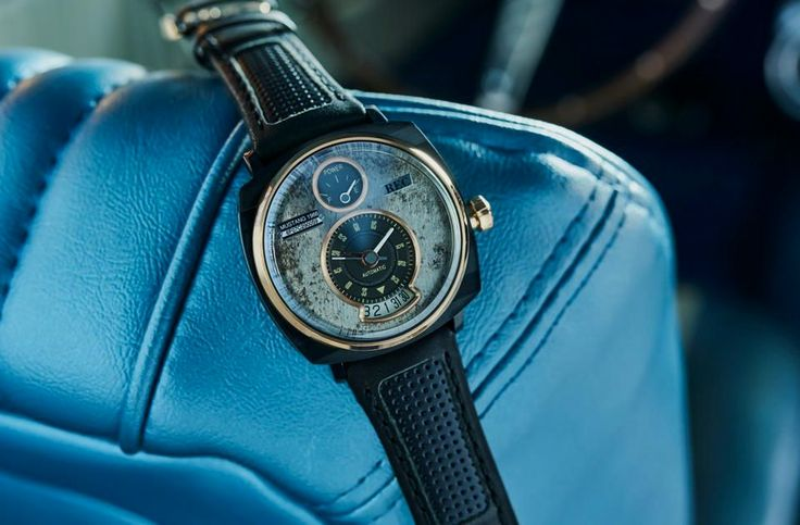 Ford Mustang salvage parts get repurposed in high-end watches     – Roadshow http://www.charlesmilander.com/news/2017/12/ford-mustang-salvage-parts-get-repurposed-in-high-end-watches-roadshow/ from 0-100k followers, want to know? http://amzn.to/2hGcMDx