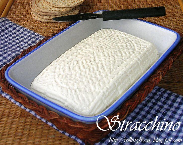Come fare lo stracchino in casa Homemade stracchino cheese #stracchino #autoproduzione #formaggio
