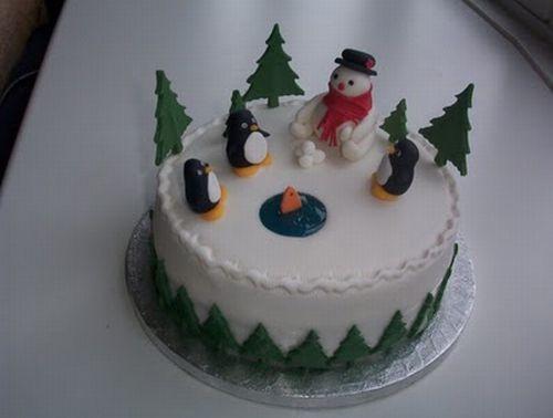 Cake for christmas: Christmas Food, Xmas Cakes, Christmas Cakes, Christmas Stuff, Christmas Cheer, Cakes Inspiration, Navidad 3Disfrutando, Cakes Decor