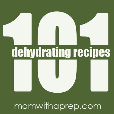 Dehydrating Tools - On using dehydrated vegetables - On storing dehydrated foods  - Rehydrating/reconstituting chart - What can you dehydrate - Dehydrate using an oven - PLUS many, many recipes for everything