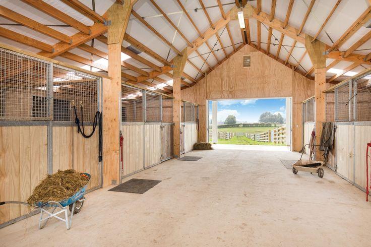 Inside the Barn/stable