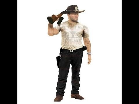 The Walking Dead Series 2 Figure Collection Review. Enjoy.