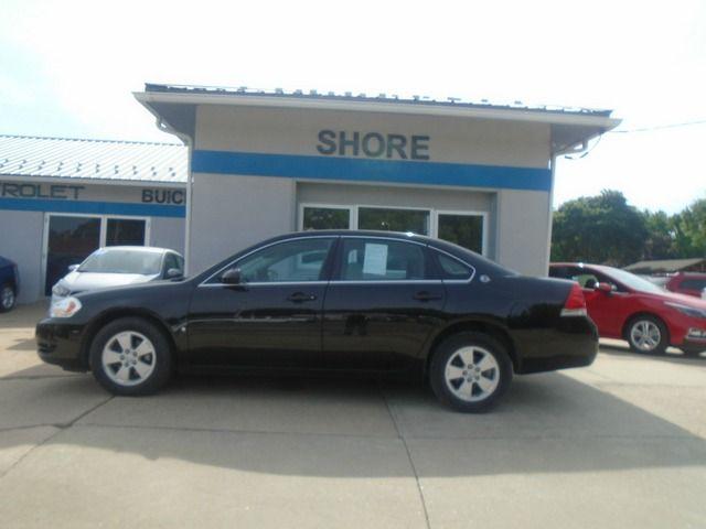 2007 Chevrolet Impala 3.5L LT - Stock # H130B - Clarinda, IA 51632