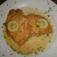 Veal Francese by Aunt Janet