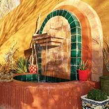 Best 25 outdoor wall fountains ideas on pinterest wall for Garden fountains phoenix