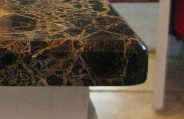 Granite Countertop Beveled Edges | Granite Edge | Granite Edges