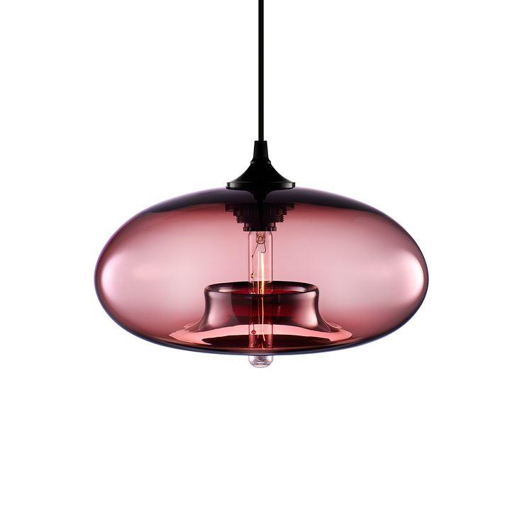 niche pod modern pendants kitchen island lighting. Niche Modern Aurora Pendant Plum Pod Pendants Kitchen Island Lighting
