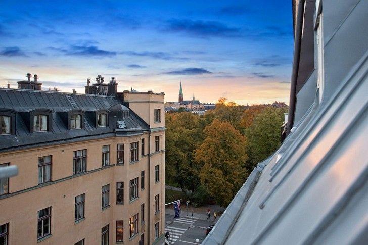 Fantastic Loft Apartment Interior Decoration In Stockholm