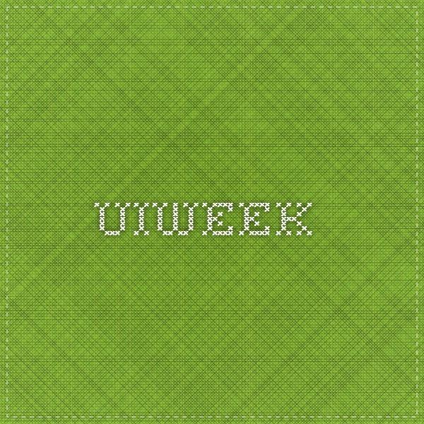UIweek