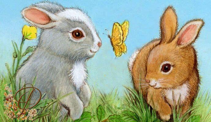 Короткие стихи про животных