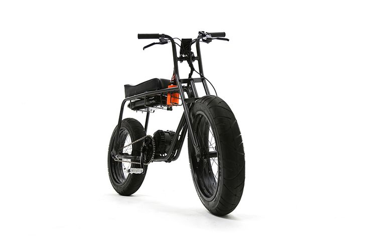 in a bid to re-create the e-bike category, the moped incorporates 70's so-cal lifestyle and motorcycle culture alongside contemporary aesthetics and tech.