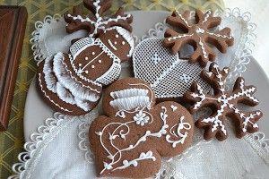 La regina della sugar art, Teresa Insero, ha realizzato con i prodotti Lo Conte i tipici Pandizenzero natalizi. Scopri la ricetta!