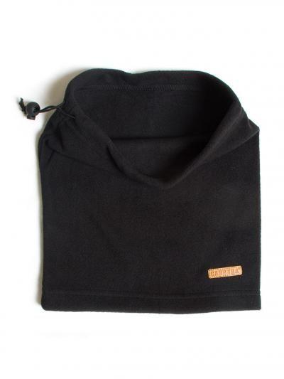 Fleece neck warmer. Measures/cm 25 x 28