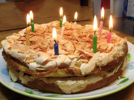 Blitz Torte: a birthday cake for the cake-challenged baker. | King Arthur Flour – Baking Banter