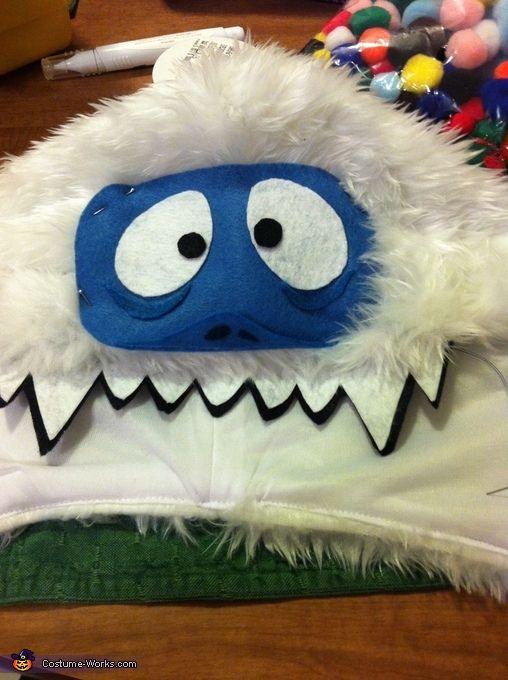 Yukon Cornelius And The Bumble Halloween Costume Contest