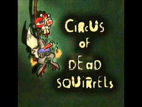 Circus of Dead Squirrels Losing Touch - YouTube