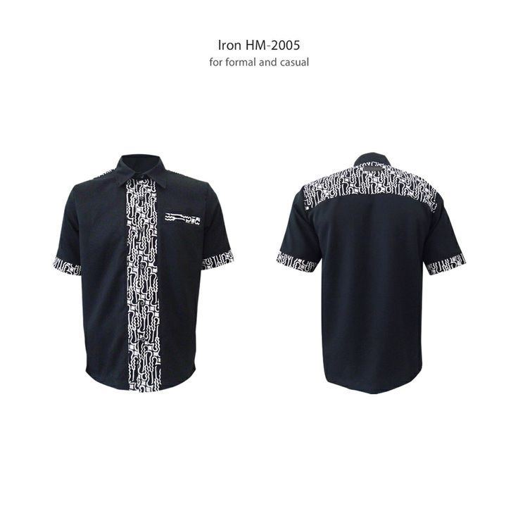 Kemeja Iron HM-2005 for formal n casual   #kemejabatikmedogh  http://medogh.com/Kemeja-Batik-Optimus-Series-Kemeja-Iron-HM-2005