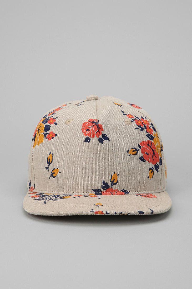 OBEY Meadowlark Snapback Hat #streetwear #snapbacks #snapback #headwear #mensfashion #fashion #hats #hat #cap #caps