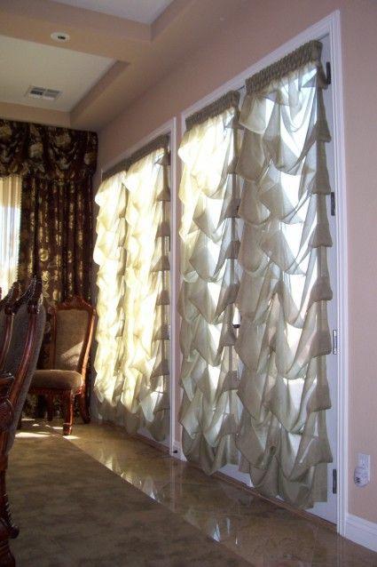 French Door Window TreatmentsDiy Ideas, French Doors Curtains, Decor ...
