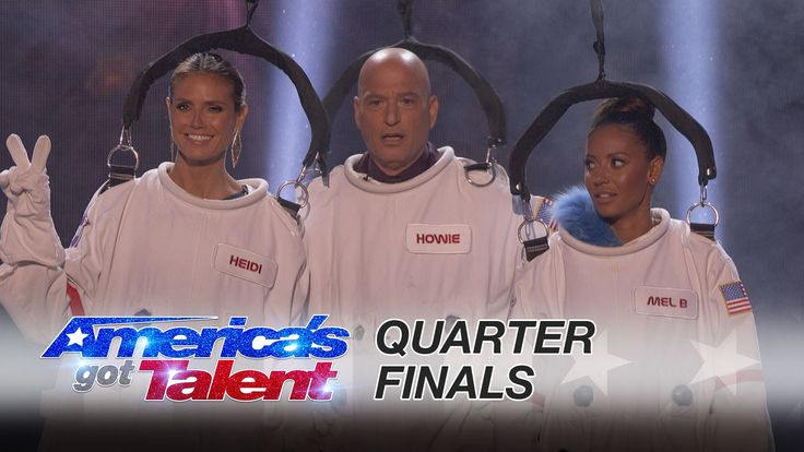 The Passing Zone: Jon and Owen Juggle the AGT Judges - America's Got Tal...